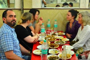 New Delhi walking food tours